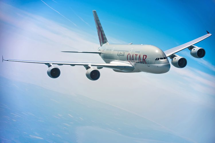 CREATING LIFT-OFF FOR QATAR AIRWAYS